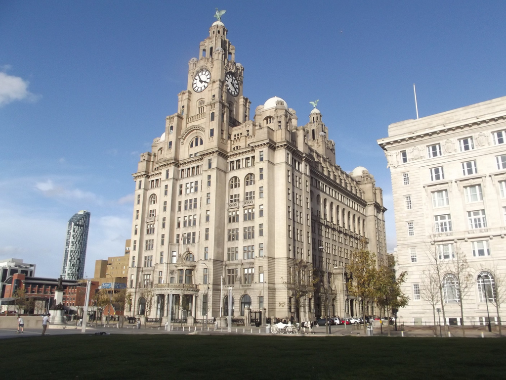 Top 4 Things to Do in Liverpool