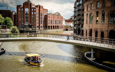 5 Fantastic Bristol Water Tours to Enjoy this Summer