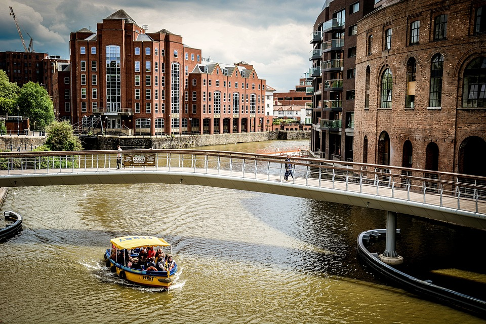 5 Fantastic Bristol Water Tours to Enjoy this Summer