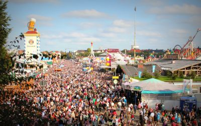 Where to enjoy Oktoberfest in the UK this autumn