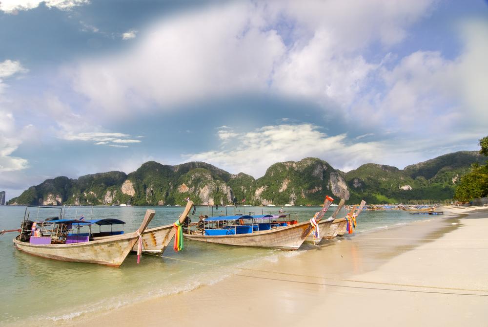Krabi Island Tourist Gems